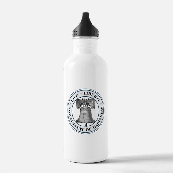 Liberty Bell Water Bottle