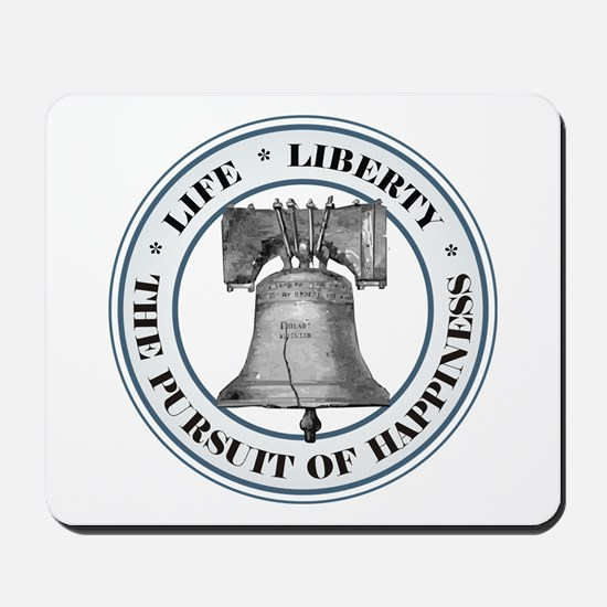 Liberty Bell Mousepad