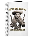 Wild Bill Hickok 01 Journal
