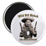 Wild Bill Hickok 01 Magnet