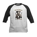 Wild Bill Hickok 01 Kids Baseball Jersey