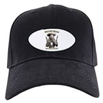 Wild Bill Hickok 01 Black Cap
