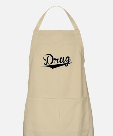 Drug, Retro, Apron