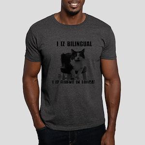 Fluent in Lolcat Dark T-Shirt