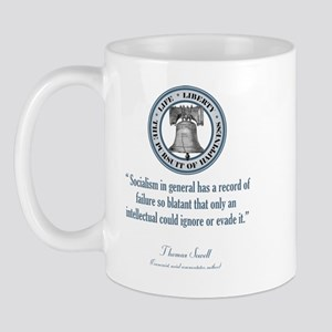 Thomas Sowell Quote Mug
