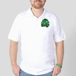 The Incredible Dad Golf Shirt