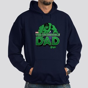 The Incredible Dad Hoodie (dark)