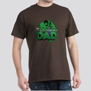The Incredible Dad Dark T-Shirt