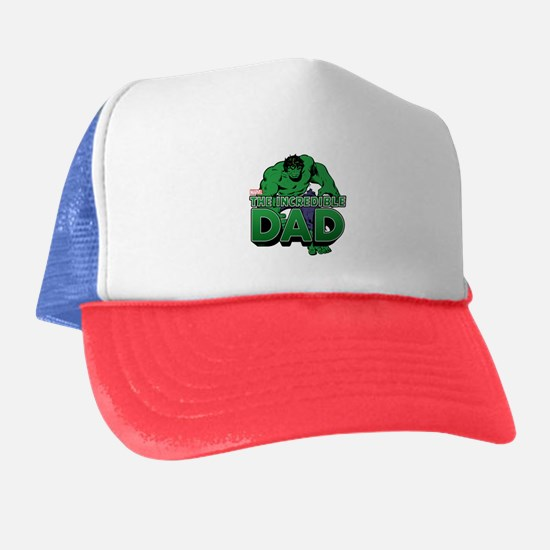 The Incredible Dad Trucker Hat