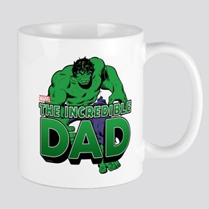 The Incredible Dad Mug