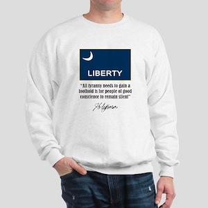 People of Conscience Sweatshirt
