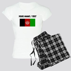 Custom Afghanistan Flag Pajamas
