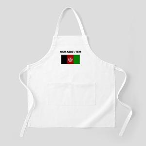 Custom Afghanistan Flag Apron