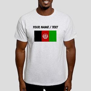 Custom Afghanistan Flag T-Shirt