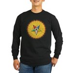OES In the Sun Long Sleeve Dark T-Shirt