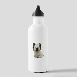 Skye Terrier (lt) Stainless Water Bottle 1.0L