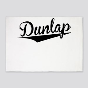 Dunlap, Retro, 5'x7'Area Rug