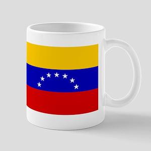 Venezuela Flag Mugs