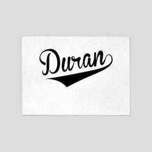 Duran, Retro, 5'x7'Area Rug