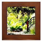 sunlitbridge Framed Tile