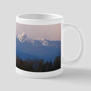 Morning Mountain Mugs