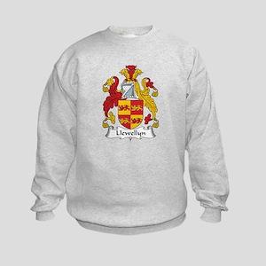 Llewellyn (Wales) Kids Sweatshirt