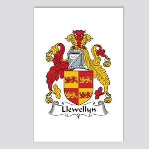 Llewellyn (Wales) Postcards (Package of 8)