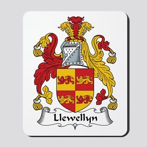 Llewellyn (Wales) Mousepad