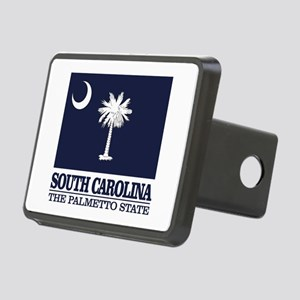 South Carolina Flag Hitch Cover