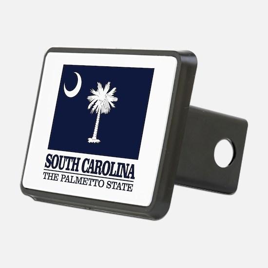 South Carolina Flag Hitch Cover