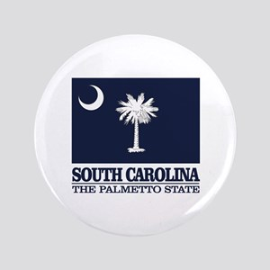 "South Carolina Flag 3.5"" Button"