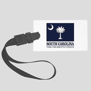 South Carolina Flag Luggage Tag