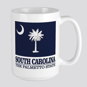 South Carolina Flag Mugs
