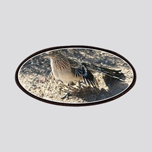 Roadrunner Ruffling Feathers Patches