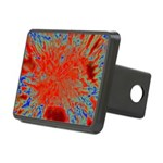 Action flower Hitch Cover
