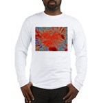 Action flower Long Sleeve T-Shirt