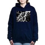 Night creatures Women's Hooded Sweatshirt
