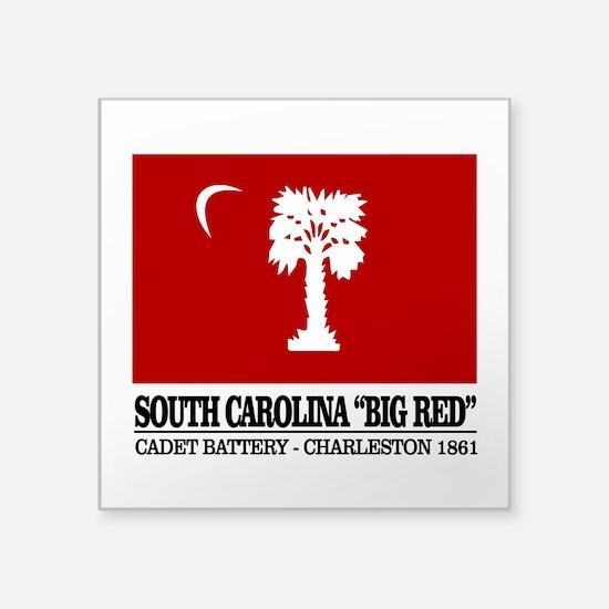South Carolina Big Red Sticker