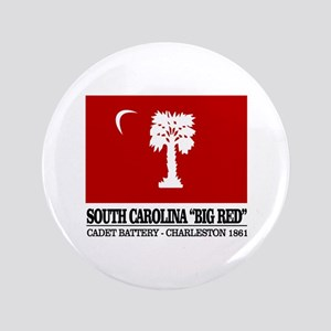 "South Carolina Big Red 3.5"" Button"