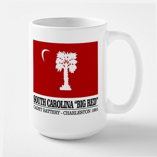 South Carolina Big Red Mugs