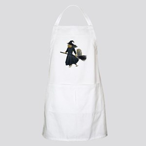 Squirrel Witch Apron
