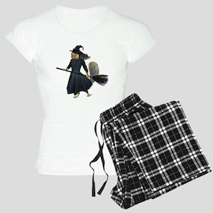 Squirrel Witch Women's Light Pajamas