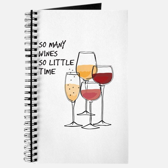 So Many Wines So Little Time Journal
