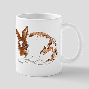 Adoptable Mini Rex Bunny Mug