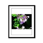 A quiet moment Framed Panel Print