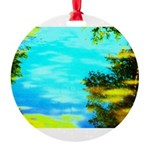 Beautiful summer day Ornament