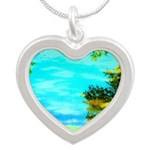 Beautiful summer day Necklaces