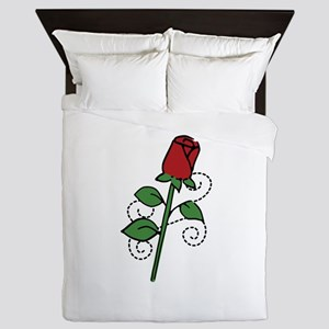 Valentine Rose Queen Duvet