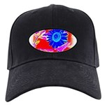 Blue Sunflower Baseball Hat