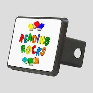 READING ROCKS Rectangular Hitch Cover